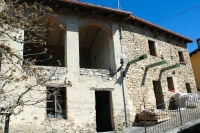 Part restored stone properties for sale in Piemonte. - Group of well priced, part restored Italian houses in a village location.