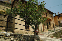 Part restored stone properties for sale in Piemonte. - Building 1 ready for finishing