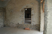 Part restored stone properties for sale in Piemonte. - Inside building 1