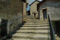Casette in vendetta nelle Langhe - Steps leading to properties