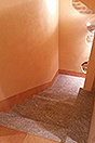 Two village houses for sale in Piemonte - Stairs