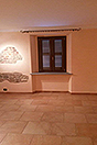 Two village houses for sale in Piemonte - Living area