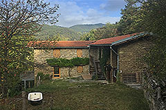 Italian Farmhouse for sale in Piemonte - Traditional L shape
