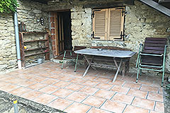 Italian Farmhouse for sale in Piemonte - Terrace