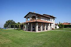 Luxusimmobilie zum Verkauf im Piemont. - Private position