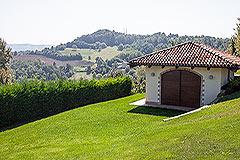 Luxusimmobilie zum Verkauf im Piemont. - Outbuilding