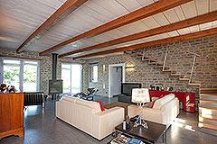 Luxusimmobilie zum Verkauf im Piemont. - Spacious living area