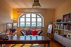 Luxusimmobilie zum Verkauf im Piemont. - Office area