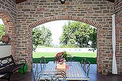 Luxusimmobilie zum Verkauf im Piemont. - Terrace