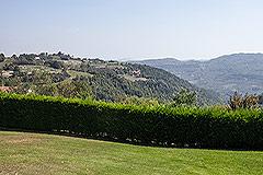 Luxusimmobilie zum Verkauf im Piemont. - Panoramic views
