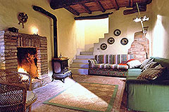 Group of Stone Houses for sale in Piemonte - Living area