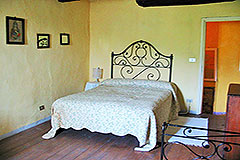 Group of Stone Houses for sale in Piemonte - Bedroom