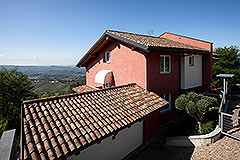 Luxury Villa for sale Piemonte Italy - Front view