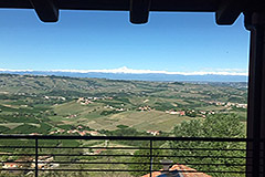 Luxury Villa for sale Piemonte Italy - Panoramic views