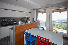 Luxury Villa for sale Piemonte Italy - Kitchen area