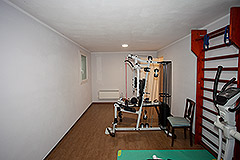 Luxury Villa for sale Piemonte Italy - Gym room