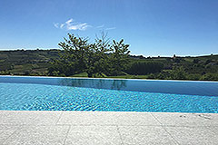 Luxury Property for sale in Piemonte - Pool area