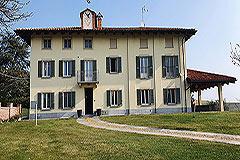 Lussuosa proprietà in vendita in Piemonte - Front view