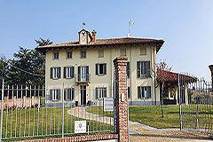 Lussuosa proprietà in vendita in Piemonte - Entrance