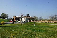 Lussuosa proprietà in vendita in Piemonte - Spacious garden area