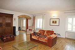 Lussuosa proprietà in vendita in Piemonte - Living area