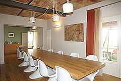 Lussuosa proprietà in vendita in Piemonte - Dining area