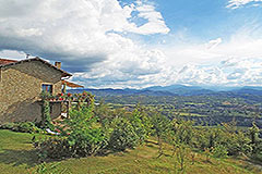 Restored Langhe Stone Farmhouse  in Piemonte -