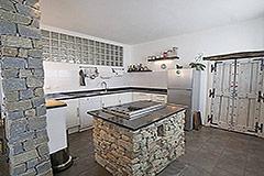 Restored Langhe Stone Farmhouse  in Piemonte - Kitchen