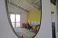 Restored Langhe Stone Farmhouse  in Piemonte - Bedroom