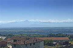 Spacious apartment with spectacular views for sale in Barolo - Panoramic views