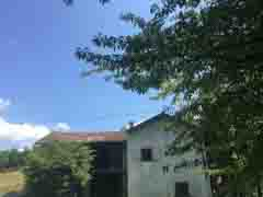 Restored House and Stone Barn For Sale in Piemonte Italy - View of House