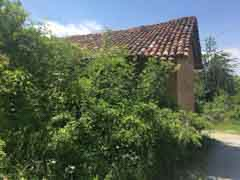 Restored House and Stone Barn For Sale in Piemonte Italy - Views of Barn