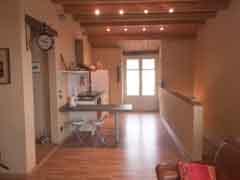 Landhaus zum Verkauf im Piemont - Kitchen area