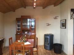 Landhaus zum Verkauf im Piemont - Dining area