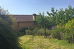 Two Country Houses for sale in Piemonte - Garden area