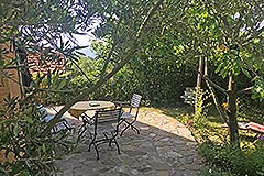 Two Country Houses for sale in Piemonte - Terrace