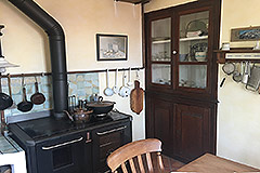 Two Country Houses for sale in Piemonte - Kitchen