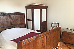 Two Country Houses for sale in Piemonte - Bedroom