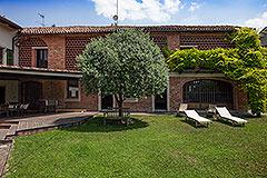 Italienisches Bauernhaus zum Verkauf im Piemont - Barn