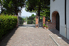 Italienisches Bauernhaus zum Verkauf im Piemont - Entrance