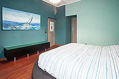 Italienisches Bauernhaus zum Verkauf im Piemont - Master Bedroom