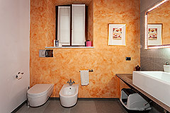 Italienisches Bauernhaus zum Verkauf im Piemont - Bathroom