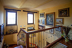 Luxury Country home for sale in Piemonte - Stairs