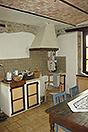Restored Langhe Stone farmhouse for sale in Piemonte - Kitchen