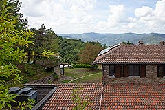 Italian Country House for sale in Piemonte - Panoramic position