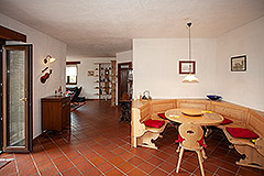 Italian Country House for sale in Piemonte - Dining area