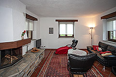Italian Country House for sale in Piemonte - Living area