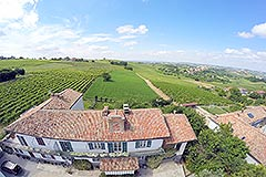 Farmhouse for sale in Piemonte Italy - Countryside position