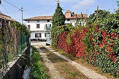 Farmhouse for sale in Piemonte Italy - Entrance