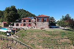 Luxury Country home for sale in Piemonte Italy - Tranquil location